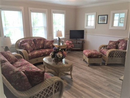 Brewster Cape Cod vacation rental - Main house living room