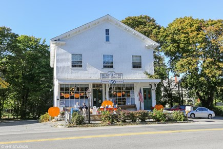 Brewster Cape Cod vacation rental - The Brewster Store (down the street from property)