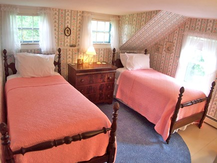 Chatham Cape Cod vacation rental - Twin bedroom, upper level