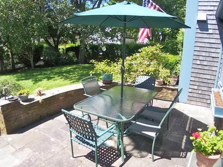 Chatham Cape Cod vacation rental - Fire up the gas grill and dine al fresco.