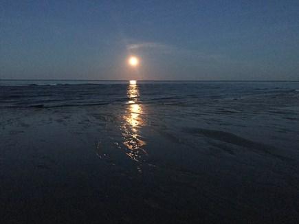 Sagamore Beach Cape Cod vacation rental - Moonrise—Sagamore Beach