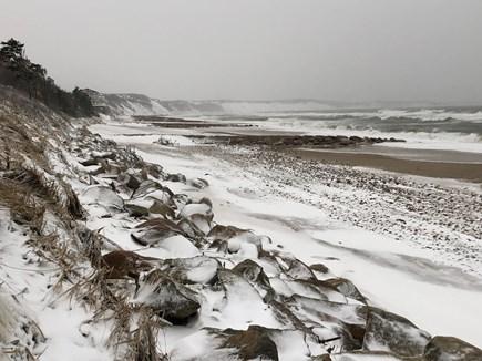 Sagamore Beach Cape Cod vacation rental - Winter - Sagamore Beach