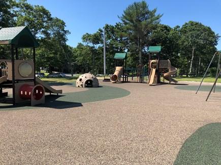 Sagamore Beach Cape Cod vacation rental - Community play ground