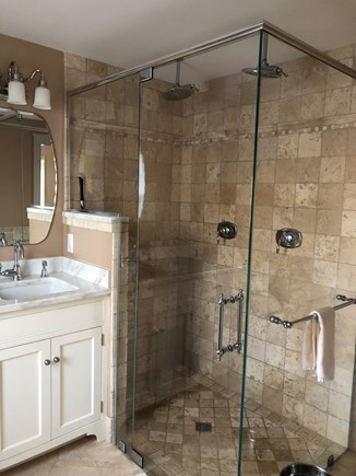 Orleans Cape Cod vacation rental - Master Bathroom