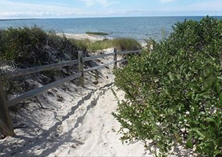 Orleans Cape Cod vacation rental - Private Path to Skaket Beach