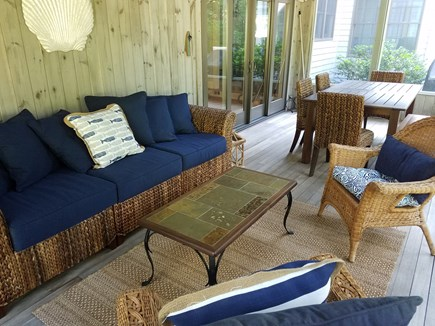 Orleans Cape Cod vacation rental - Three Season Porch