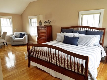 Orleans Cape Cod vacation rental - Master Bedroom with Sitting Area