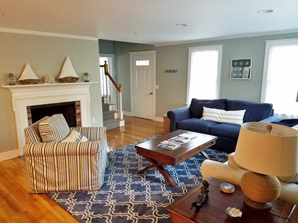 Orleans Cape Cod vacation rental - Family Room