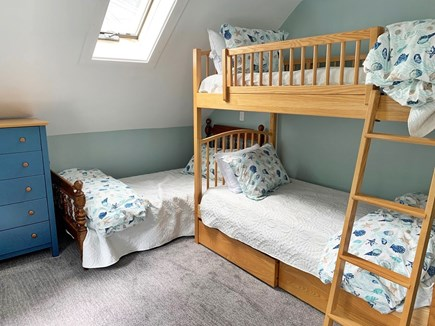 Orleans Cape Cod vacation rental - Kids Bunk room