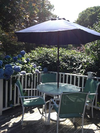 Orleans Cape Cod vacation rental - Front porch-perfect spot for morning coffee