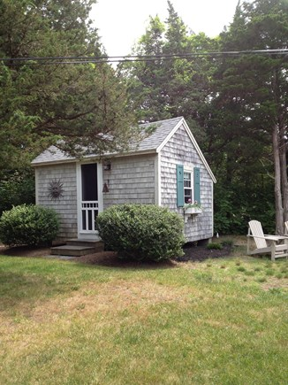 Orleans Cape Cod vacation rental - Detached Bunk house with queen bed