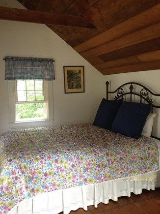 Orleans Cape Cod vacation rental - Queen bed in detached bunk house for additional privacy