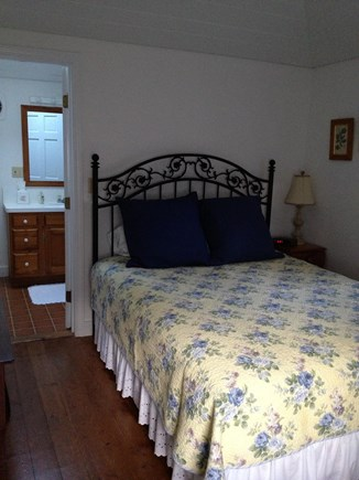 Orleans Cape Cod vacation rental - Master bedroom with queen bed & private bath with washer/dryer