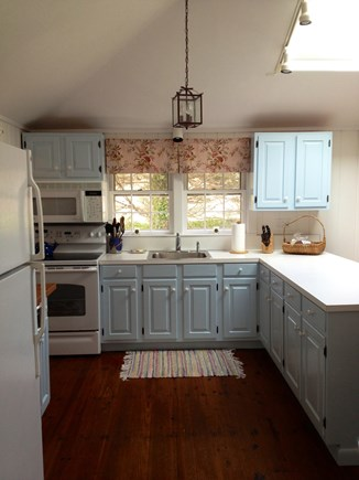 Orleans Cape Cod vacation rental - Fully appointed kitchen with dishwasher & microwave