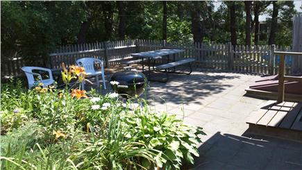 Wellfleet Cape Cod vacation rental - Relax on the Patio