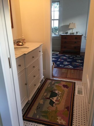 Hyannis Cape Cod vacation rental - Full Bath shared by queen brdm and double Bdrm