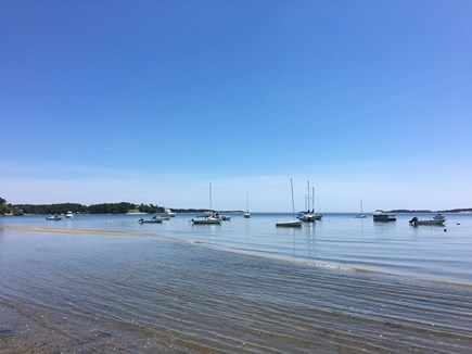 Chatham Cape Cod vacation rental - Jackknife Cove on Pleasant Bay 3 mins away - great for kids