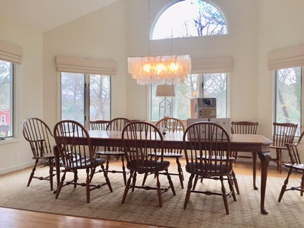 Orleans Cape Cod vacation rental - Beautiful dining area