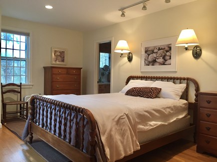 Orleans Cape Cod vacation rental - First floor suite with queen