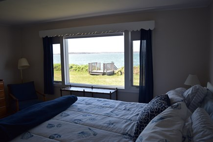 West Yarmouth Cape Cod vacation rental - View from King bed