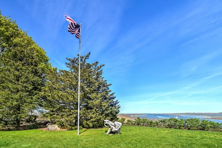 Sandwich Cape Cod vacation rental - Front Yard View