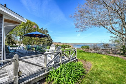 Sandwich Cape Cod vacation rental - Beautiful yard and more views