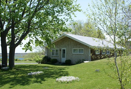 Sandwich Cape Cod vacation rental - Charming 2 BR on the Dock Creek tidal marsh