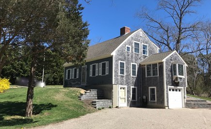 Eastham Cape Cod vacation rental - View from street