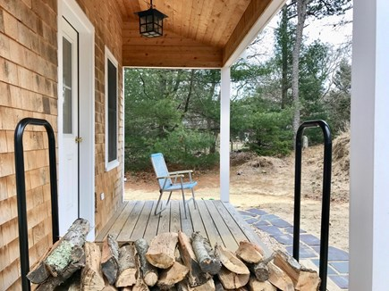 Orleans Cape Cod vacation rental - Front porch