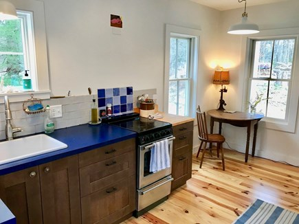 Orleans Cape Cod vacation rental - Eat-in kitchen