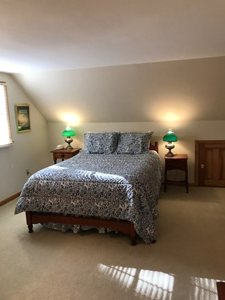 Wellfleet Cape Cod vacation rental - 2nd Floor Master Bedroom Queen Bed