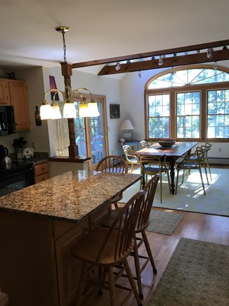 Wellfleet Cape Cod vacation rental - Kitchen /Dining