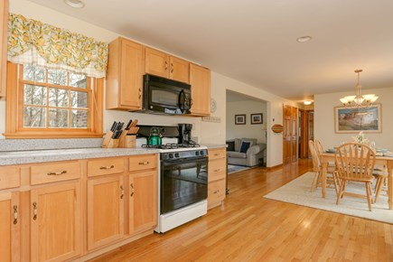 Eastham Cape Cod vacation rental - Spacious kitchen, great for meal prep.