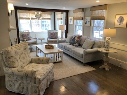 South Yarmouth Cape Cod vacation rental - Main Living Room