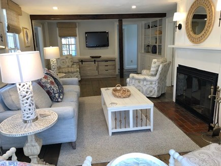South Yarmouth Cape Cod vacation rental - Main living room view 2