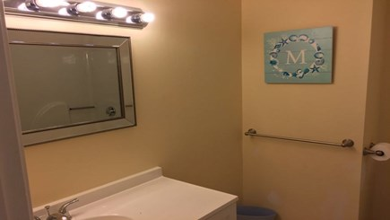 Hyannis Cape Cod vacation rental - Newly renovated full size bathroom.