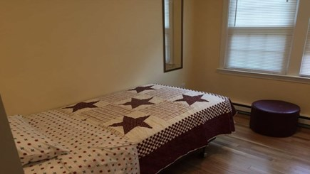 Hyannis Cape Cod vacation rental - Twin bed with full size mirror and beautiful view.