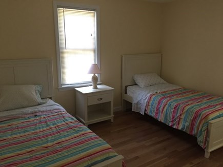 Hyannis Cape Cod vacation rental - Two twin beds with a full closet.