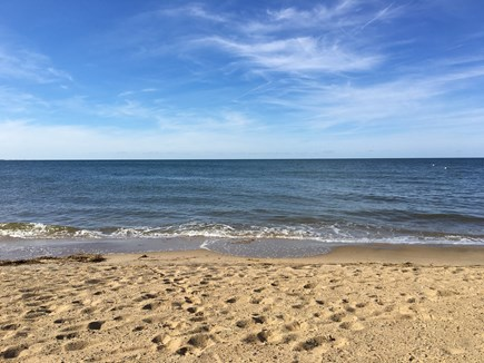 Eastham Cape Cod vacation rental - Campground Beach