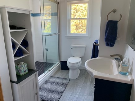 Eastham Cape Cod vacation rental - New 2nd Floor Bathroom