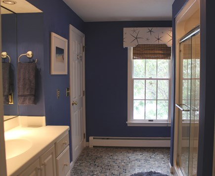 South Yarmouth Cape Cod vacation rental - First floor full bathroom