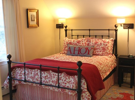 South Yarmouth Cape Cod vacation rental - Second floor full bedroom