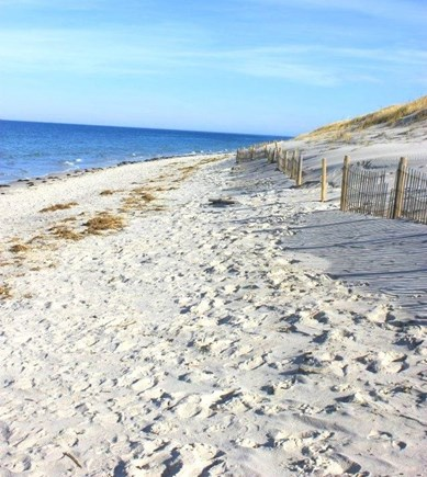 South Yarmouth Cape Cod vacation rental - Beautiful Mayflower Beach just 3 miles away
