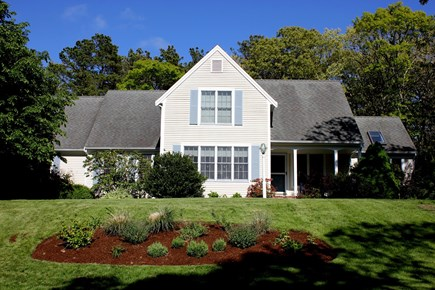 South Yarmouth Cape Cod vacation rental - SEAS THE DAY is located in a quiet residential neighborhood.