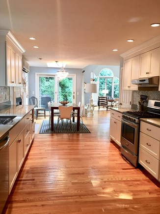 South Yarmouth Cape Cod vacation rental - First floor open layout