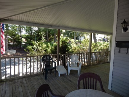 FALMOUTH Cape Cod vacation rental - ... just sit on the porch and read