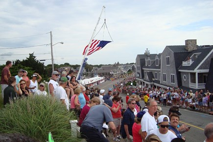 FALMOUTH Cape Cod vacation rental - ... or run the race by the sea!