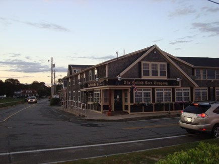 FALMOUTH Cape Cod vacation rental - Lots of dining and entertainment nearby