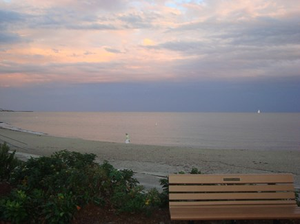 FALMOUTH Cape Cod vacation rental - Watch the boats come and go or just stare at Martha's Vineyard