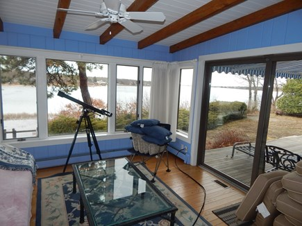 FALMOUTH Cape Cod vacation rental - Watch the boats come and go